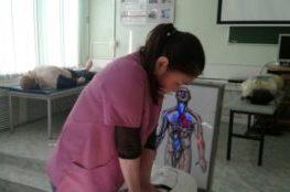 13 июня 2019 года состоялся мастер-класс по теме «Проведение сердечно-легочной реанимации». Преподаватель  Клементьев А.В. Обучено 7 специалистов.
