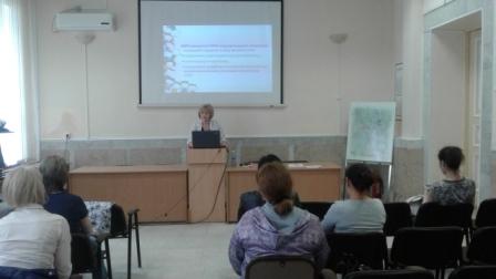 18 июня 2019 года состоялся семинар по теме «ВИЧ-инфекция под маской ревматоидных заболеваний у несовершеннолетних». Преподаватель  Краля В.Д. Обучено 17 специалистов.