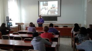 28 октября 2019 года состоялся семинар по теме «Анафилактический шок в профессиональной деятельности медицинского работника». Преподаватель Клементьев А.В. Обучено 28 специалистов.
