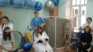 29 ноября 2019 года состоялся мастер-класс по теме «Скальптерапия (массаж рефлекторных зон в области скальпа черепа)». Преподаватель Салько С.В. Обучено 14 специалистов.