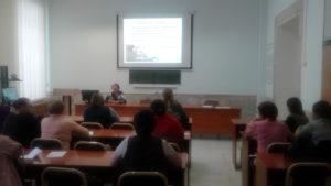 24 января 2020 года состоялся семинар по теме «Методические основы подготовки сестринского персонала к аттестации на квалификационную категорию». Преподаватель  Кулябина О.В. Обучено 17 специалистов.