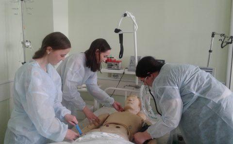 28 января 2021 года состоялся мастер-класс по теме «Неотложная помощь при анафилактическом шоке». Преподаватель Клементьев А.В.