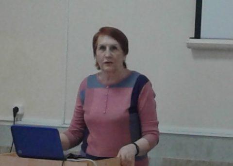 19 апреля 2021 года состоялся  вебинар по теме «Лечебное применение УФО». Преподаватель  Долматова Е.А.